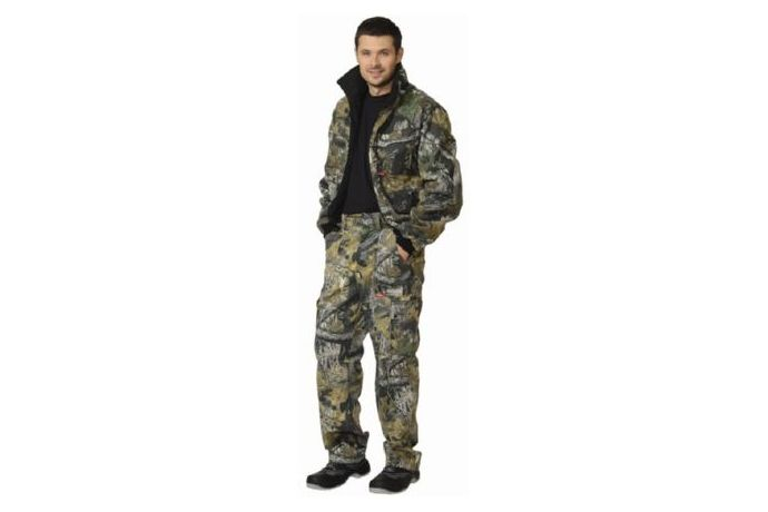 Куртки, жилеты, брюки, полукомбинезоны