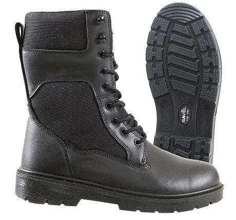 Ботинки с высоким берцем СИРИУС-Беркут