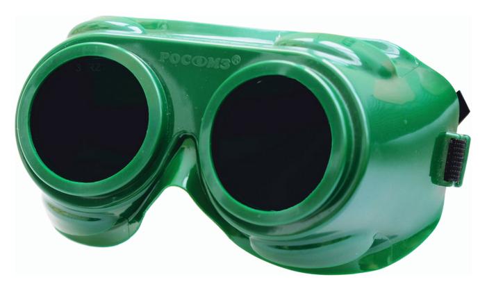 Очки закрытые ЗН62 General ОЧК904