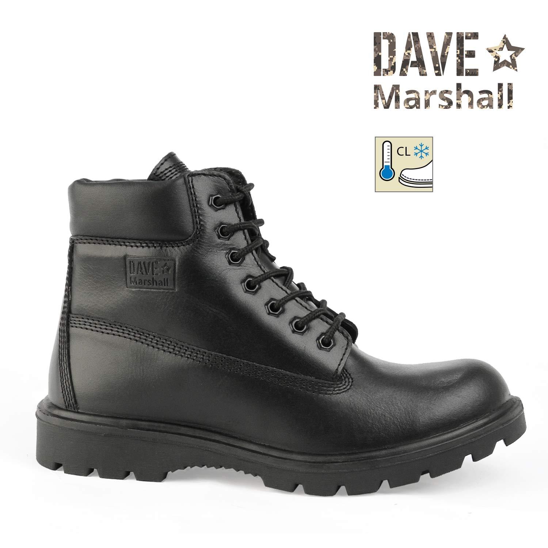 Ботинки кожаные утепленные  DM DAKOTA CG-6