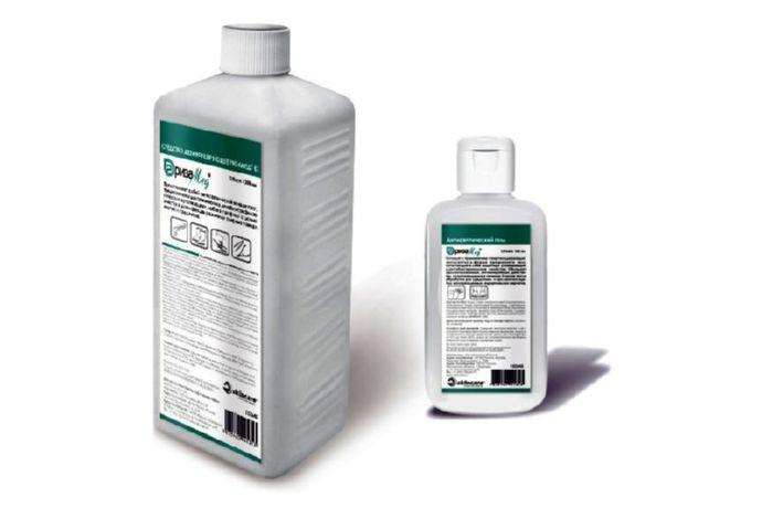 Антибактериальные и дезинфицирующие средства, инсектициды
