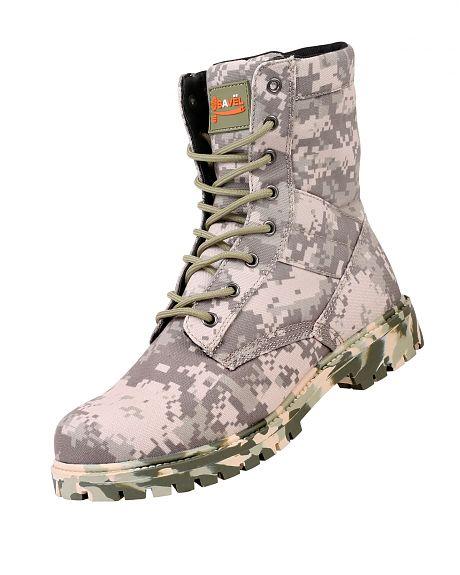 Ботинки с высоким берцем СИРИУС-Сайга (пустыня)