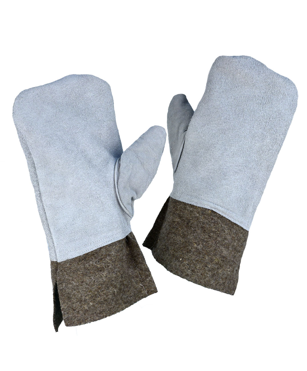 Вачеги для металлурга сукно - спилок (50 пар в уп.)