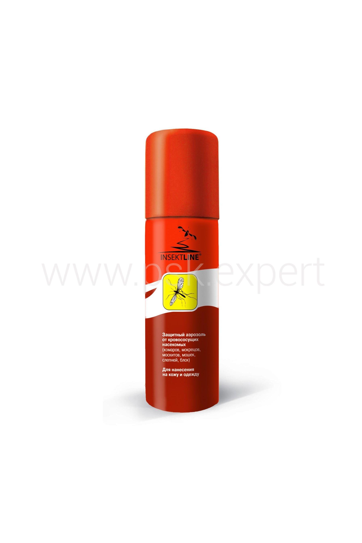 Аэрозоль защитный Insektline КРЕ618