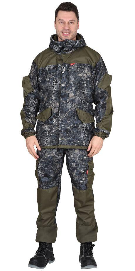 Костюм СИРИУС-Горка демисезон., куртка,  брюки