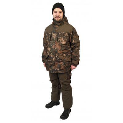 Костюм мужской Nordwig Donbass зимний мембрана непромокаемый дышащий кмф