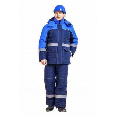 Куртка Сунтар т.синий/василёк КУР631