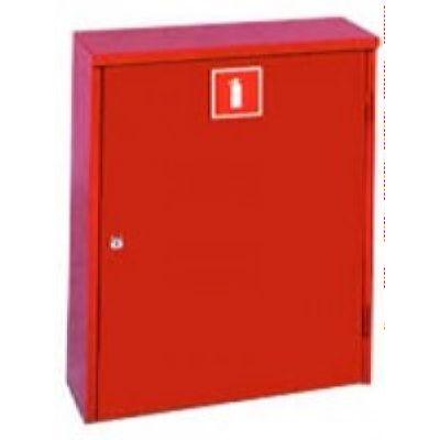 ШПО-112 навесной закрытый красный/белый