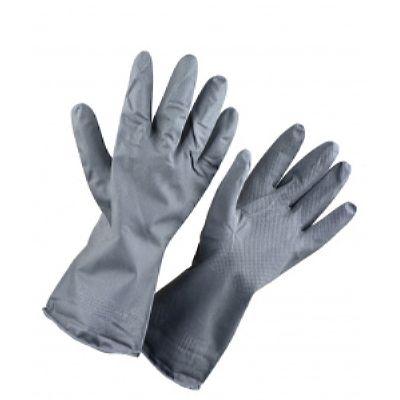 Перчатки резиновые технические КЩС-2 (300 пар в уп.)