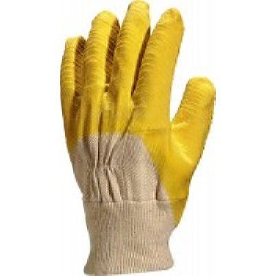 Перчатки стекольщика ГРЕЙФЕР манжет неполный облив
