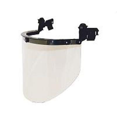 Щиток защитный лицевой с креплением на каске (1 мм.) КБТ ВИЗИОН® TITAN РОСОМЗ Арт. (04330)