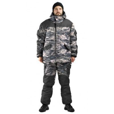Костюм «ГОРКА-3» зимний куртка/брюки кмф серая цифра
