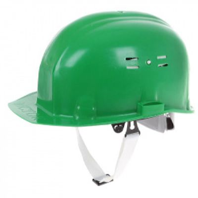 Каска промышленная Исток зеленая (10шт. в уп.)