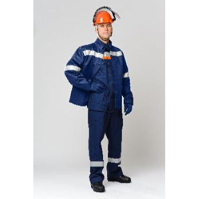 Костюм специальный СП04-Л VII усиленный для защиты от термических рисков электрической дуги