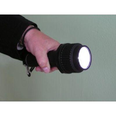 Прожектор ручной светодиодный «Экотон-8 П» (с зарядным устройством)