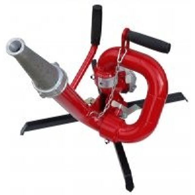 Ствол пожарный лафетный комбинированный переносной с ручным управлением ЛС-П20