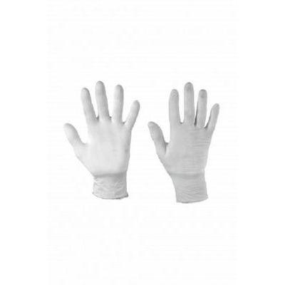 Перчатки латексные медицинские (50 пар/упак) ПЕР209