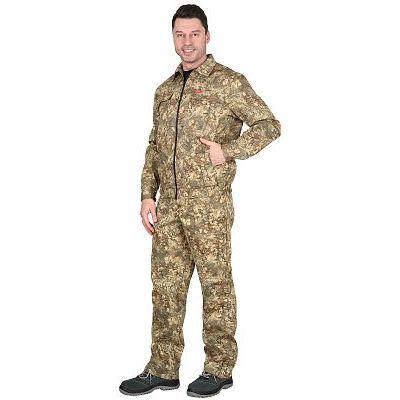 Костюм СИРИУС-РЫСЬ куртка, брюки КМФ