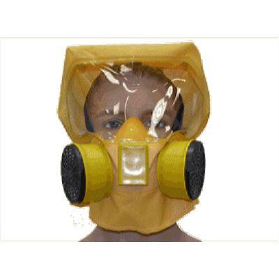 Шанс-Е (полумаска) Универсальный фильтрующий малогабаритный самоспасатель (УФМС)