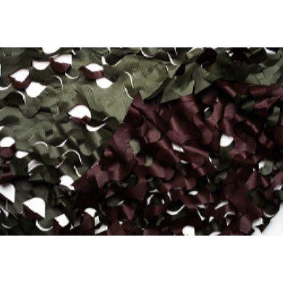 Сеть маскировочная Лайт ЛЗК-3 2х3м. (зелёный.коричневый)