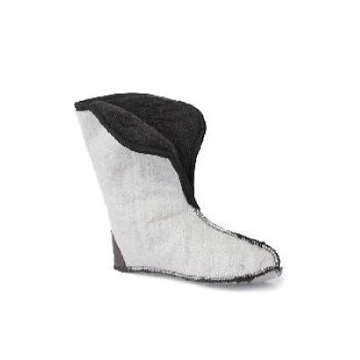 Чулки мужские фольгированные утепляющие для сапог ЭВА Барс натуральная шерсть -50С (-65С)