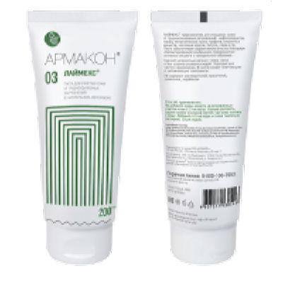 Паста для очистки кожи ЛАЙМЕКС (с натуральным абразивом)