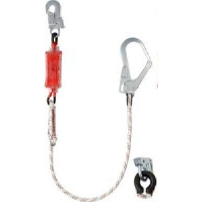 Строп веревочный одинарный регулируемый с амортизатором aB12p
