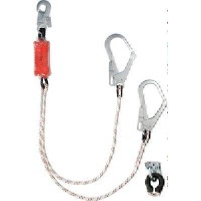 Строп веревочный двойной с амортизатором aB22