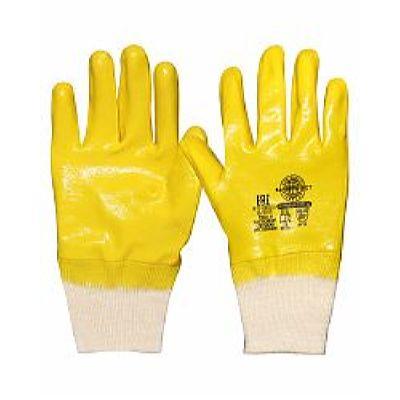 Перчатки НИТРИЛ-ЛАЙТ-SР РП  желтые с полным обливом, р. 7(S),8(М),9(L),10(,ХL),11(XXL) в уп.120пар