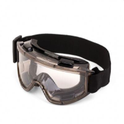 Очки Премиум закрытые, непрямая вент. прозрачные линзы с AF-AS покрыт., оправа с ППУ обтюратором