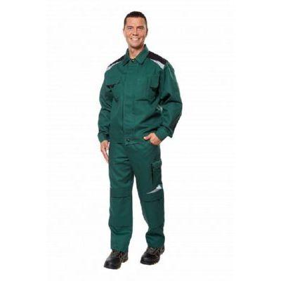 Куртка Алатау зеленый/черный КУР333