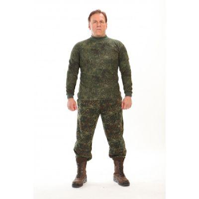 Костюм трикотажный КМФ 3-нитка «Зеленая цифра»