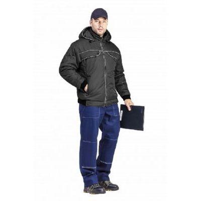 Куртка Тахо черный (демисезонная) КУР511