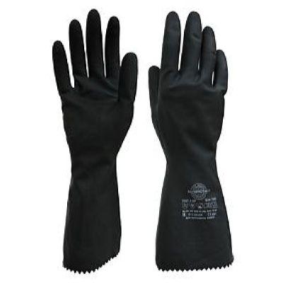 Перчатки КЩС-2-SP , в уп.144пар (латекс, толщ.0,35мм,дл.300мм.)