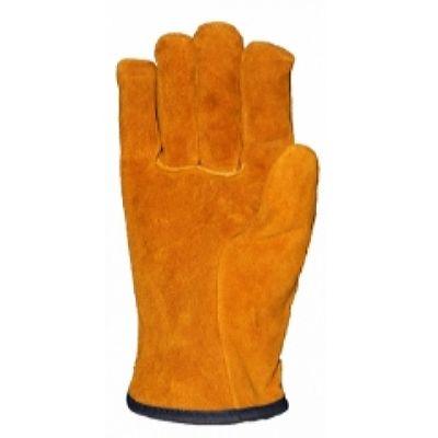 Перчатки цельноспилковые утепленные тип Водитель