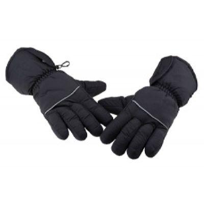 Перчатки с подогревом тип П RL-P-02 черные