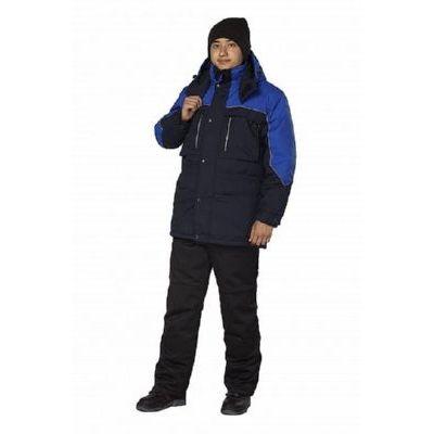 Куртка Фристайл т.синий/василек КУР550