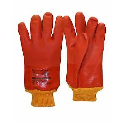 Перчатки утепленные ВИНТЕРЛЕ РП (ПВХ, акриловый мех, манжет-резинка), в уп.60пар