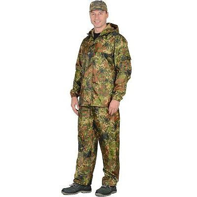 Костюм СИРИУС-Турист куртка дл., брюки (тк.Оксфорд) КМФ Пиксель