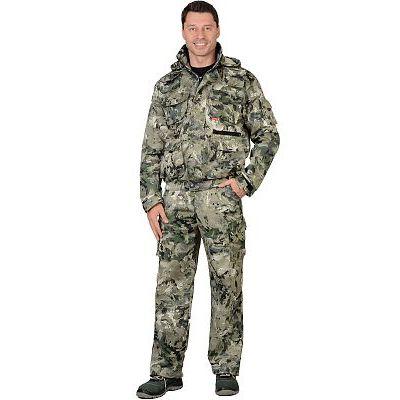 Костюм СИРИУС-Пума куртка, брюки (тк. Грета 210) КМФ Степь