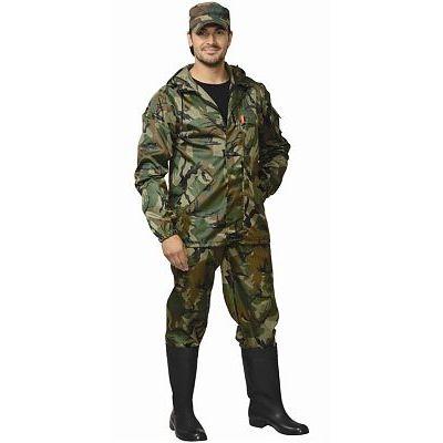 Костюм СИРИУС-Турист куртка дл., брюки (тк.Оксфорд) КМФ Нато