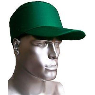 Каскетка-бейсболка ПРЕСТИЖ AMPARO защитная зеленая