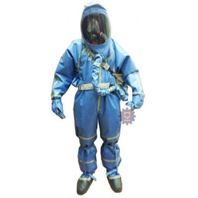 Костюм изолирующий химический КИХ-6 (тип костюма1а)