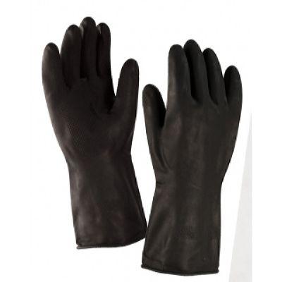 Перчатки резиновые технические КЩС-1 (180 пар в уп.)