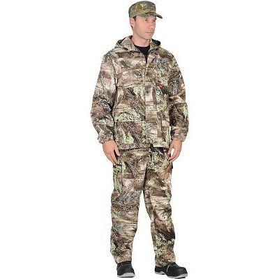 Костюм СИРИУС-Егерь + куртка, брюки (тк. Кроун 230) КМФ Серый мох