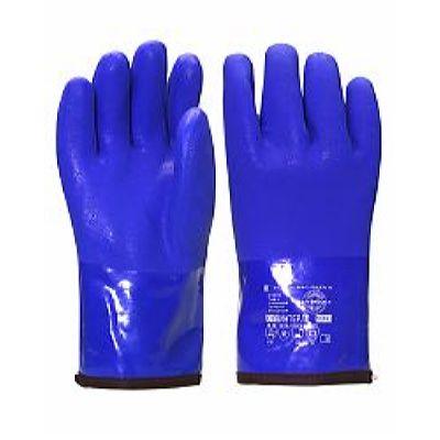 Перчатки утепленные ВИНТЕРЛЕ (полное ПВХ-покрытие, акриловый мех), в уп.60пар