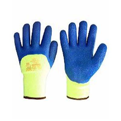 Перчатки утепленные АКРИЛАТ РЧ (акрил 7-й кл.вязки, латексное покрытие 3/4) р. L, XL, в уп.72пар