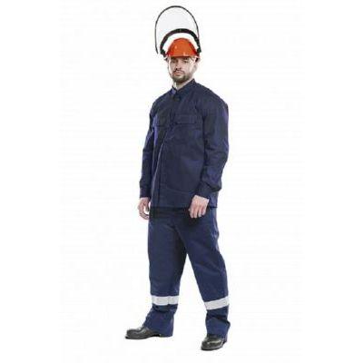Куртка-рубашка из термостойкой ткани летняя РУБ101