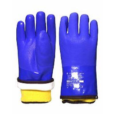 Перчатки утепленные ВИНТЕРЛЕ+, полное ПВХ-покрытие, вынимающийся акриловый вкладыш, в уп.60пар