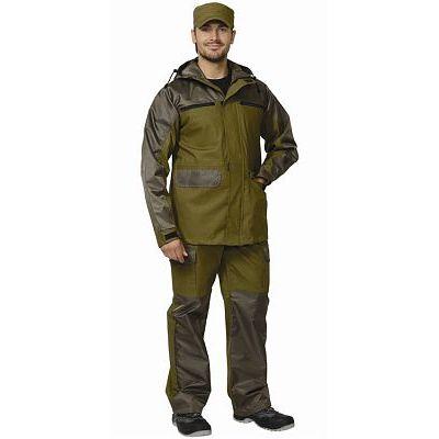 Костюм СИРИУС-ЭВЕРЕСТ куртка, брюки (п-но палаточное) хаки